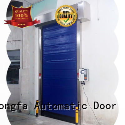 foam cold storage doors manufacturer experts for warehousing Hongfa