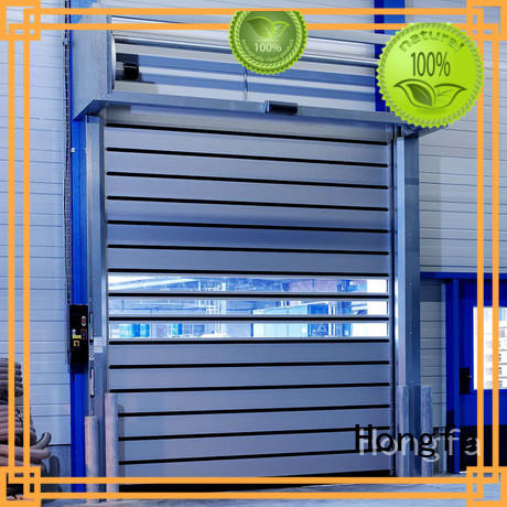 Hongfa high-tech security door spiral for factory