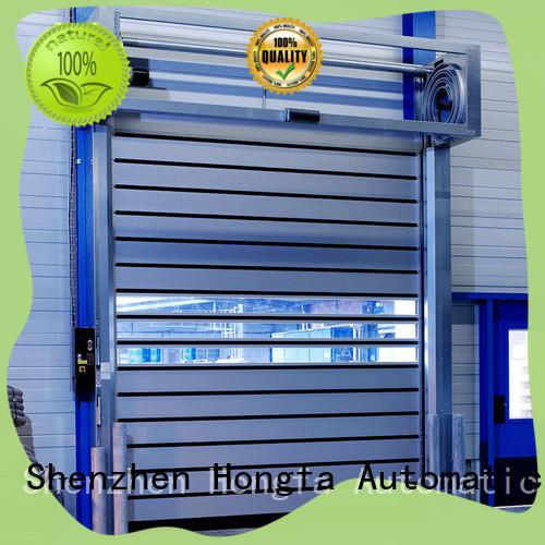 Hongfa automatic aluminum door types for factory