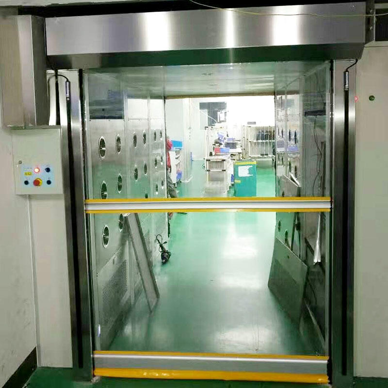 perfect PVC fast door control marketing for factory