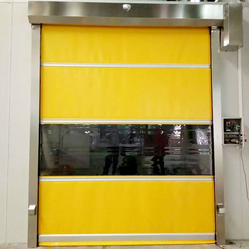 perfect roll up door control supplier for supermarket-4