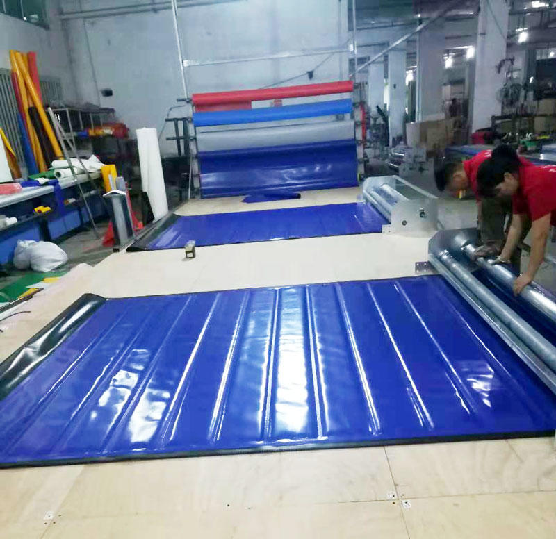 Hongfa professional cold storage doors suppliers door for warehousing