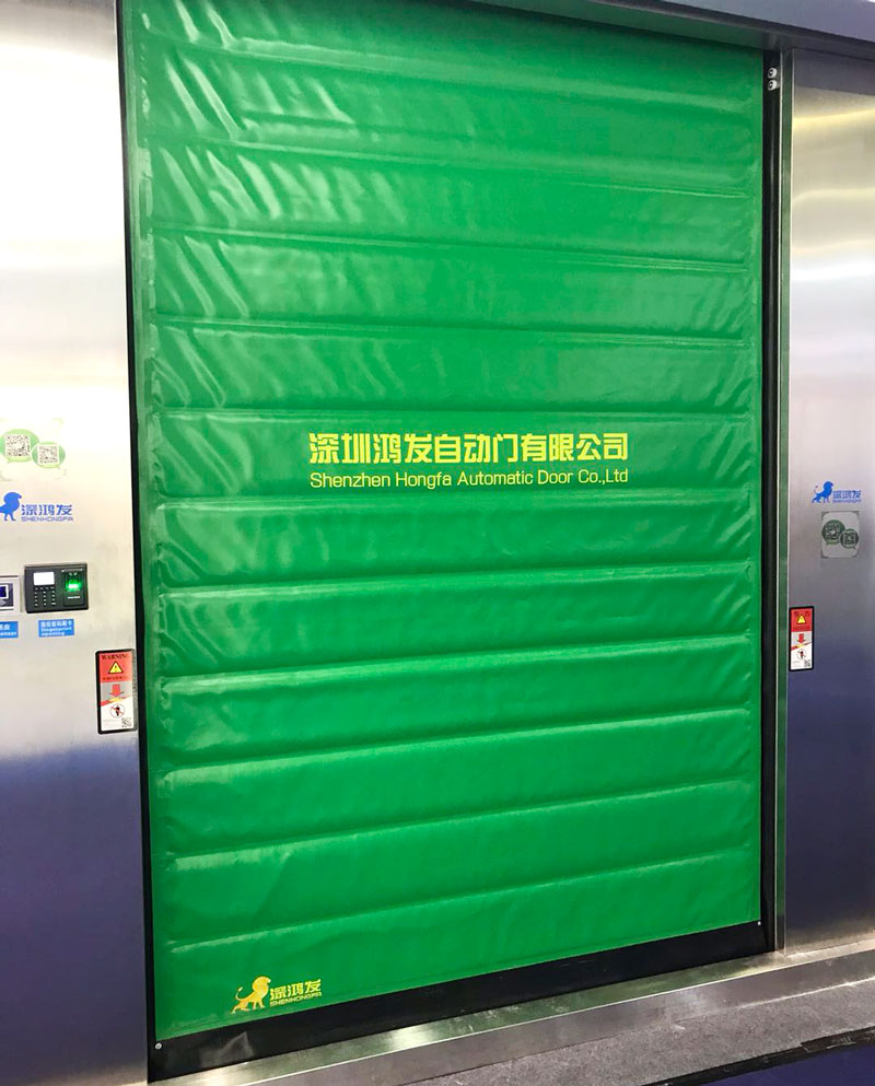 top cold room sliding door fast for business for food chemistry-1