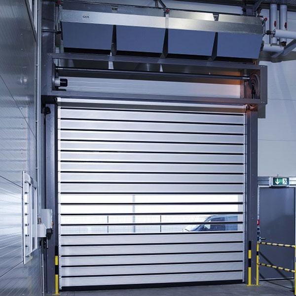 Hongfa speed spiral fast door types for factory-2