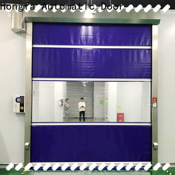 high-quality rolling steel door oem marketing for supermarket