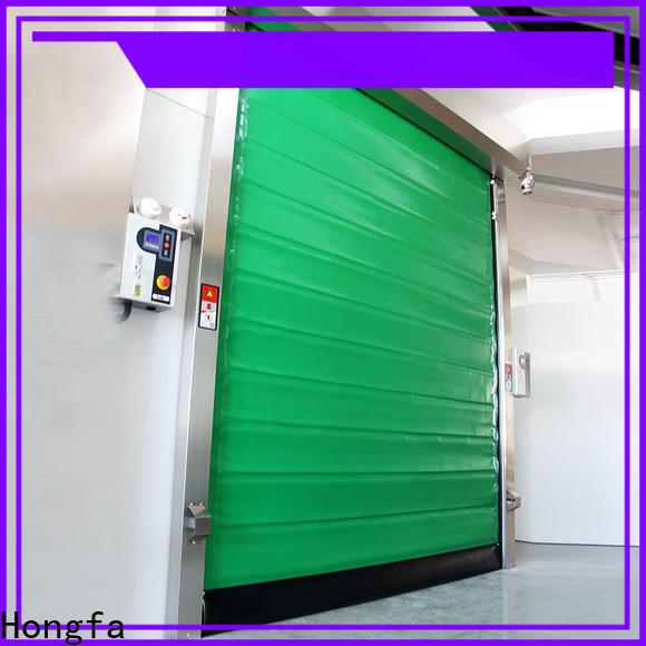 Hongfa perfect freezer door replacement effectively for supermarket