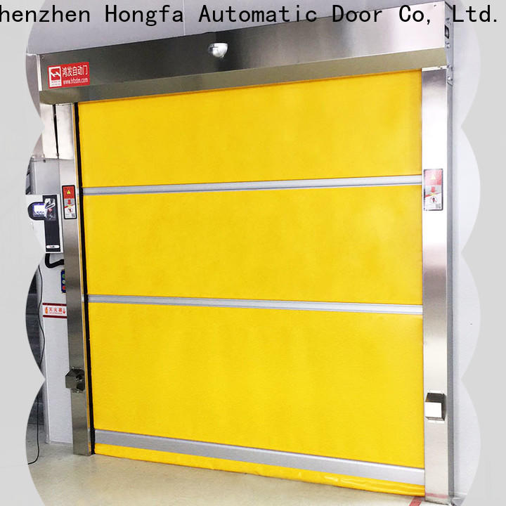 high-quality fast roll up door oem suppliers for factory