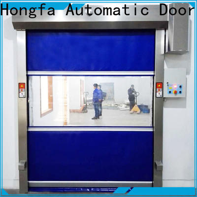 high-speed hangar doors fast company for factory