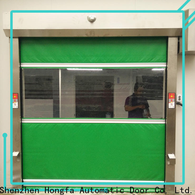 high-quality roll up doors interior performance newly for storage