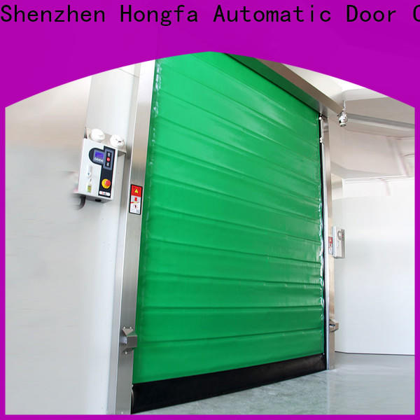 Hongfa efficient cold storage doors suppliers overseas market for food chemistry