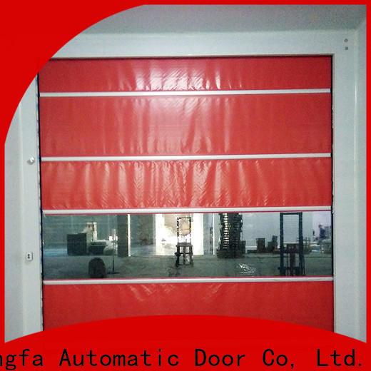 Hongfa high-quality quick door manufacturers for warehousing