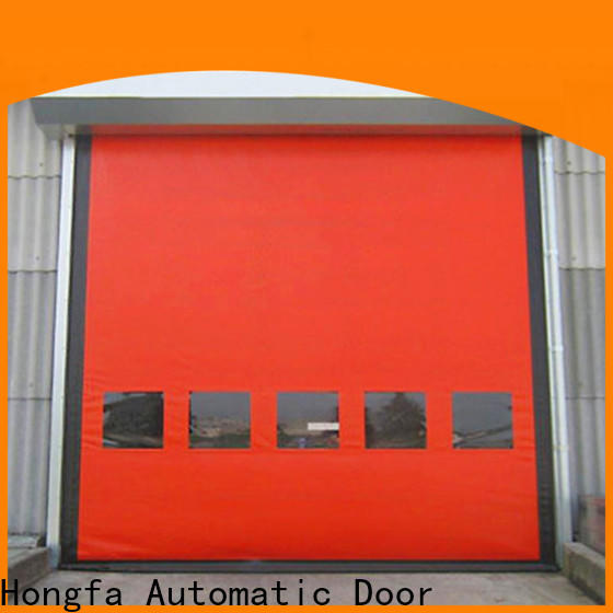 Hongfa hot-sale cheap roll up doors for-sale for food chemistry