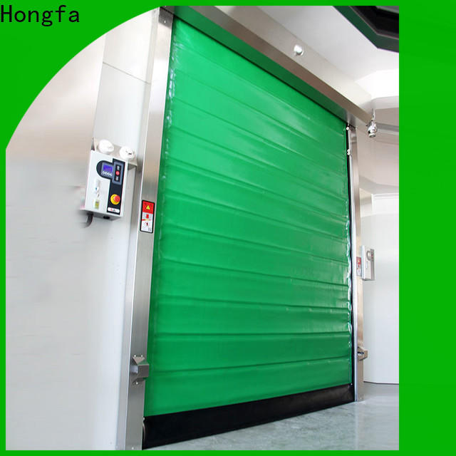 best cold store doors application for cold storage room