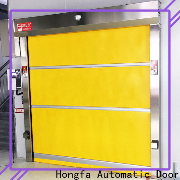 Hongfa efficient high performance door solutions ltd for business for storage