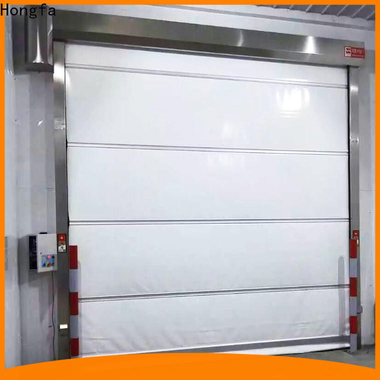 top union industries high speed doors shutter for business for factory