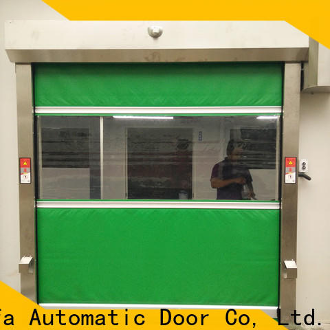 high-quality commercial shop doors fabric in china for warehousing