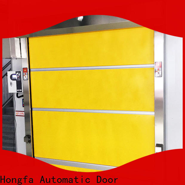 automatic warehouse roller shutter doors remote factory for supermarket