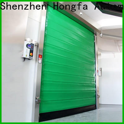 Hongfa application cold door popular for cold storage room