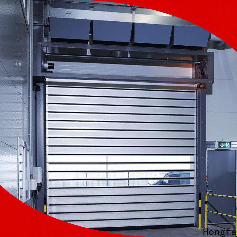 latest spiral fast door speed company for cold room