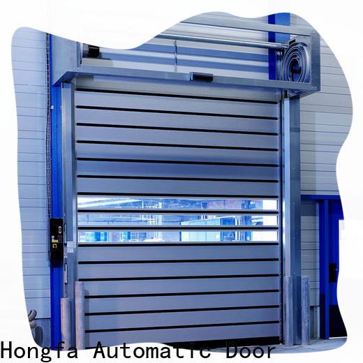 Hongfa good-looking 3x3 spiral door supplier for factory