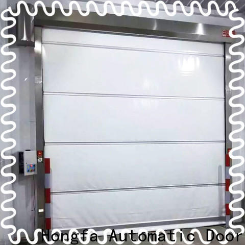 Hongfa roll doors for industry supplier for warehousing