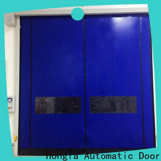 Hongfa custom garage door panels for sale suppliers for warehousing