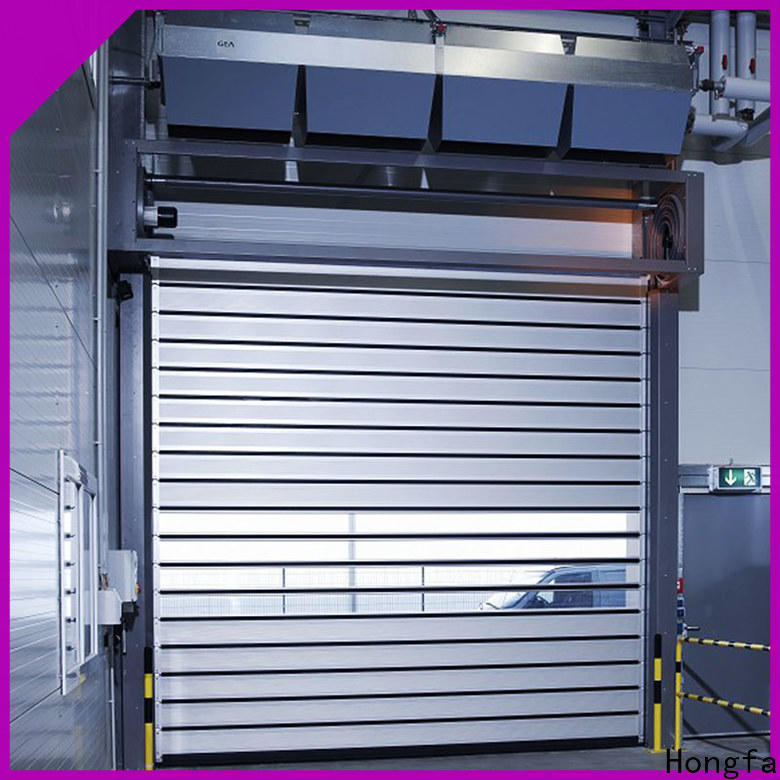 fine-quality high speed spiral door automatic supplier for factory