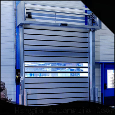 Hongfa latest 3x3 spiral door for wholesale for cold room