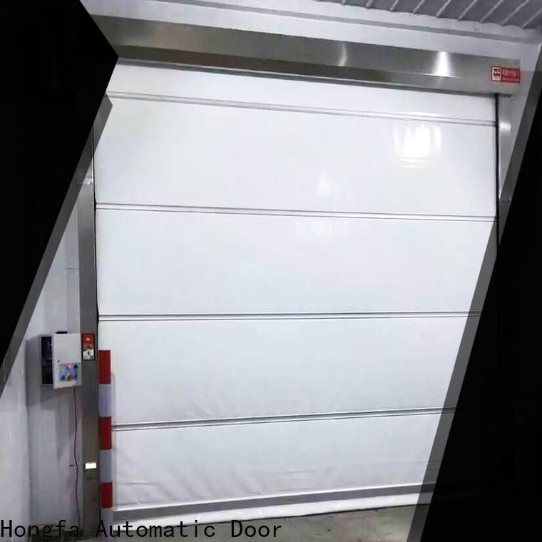 safe custom roll up door control manufacturers for storage