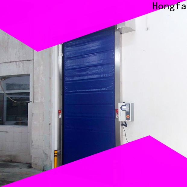 Hongfa door fast door popular for warehousing