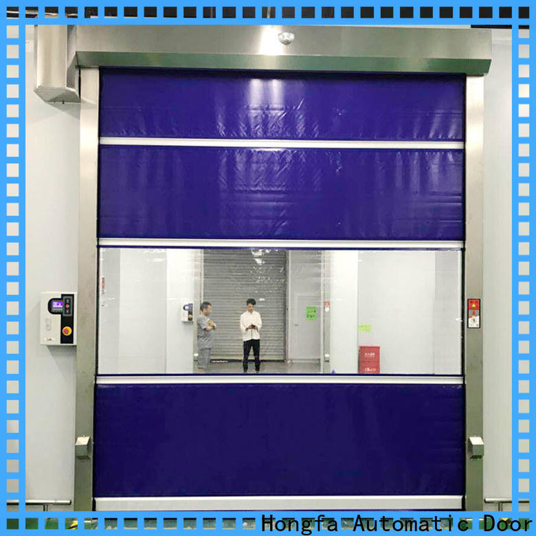 new roll up security doors speed factory price for storage