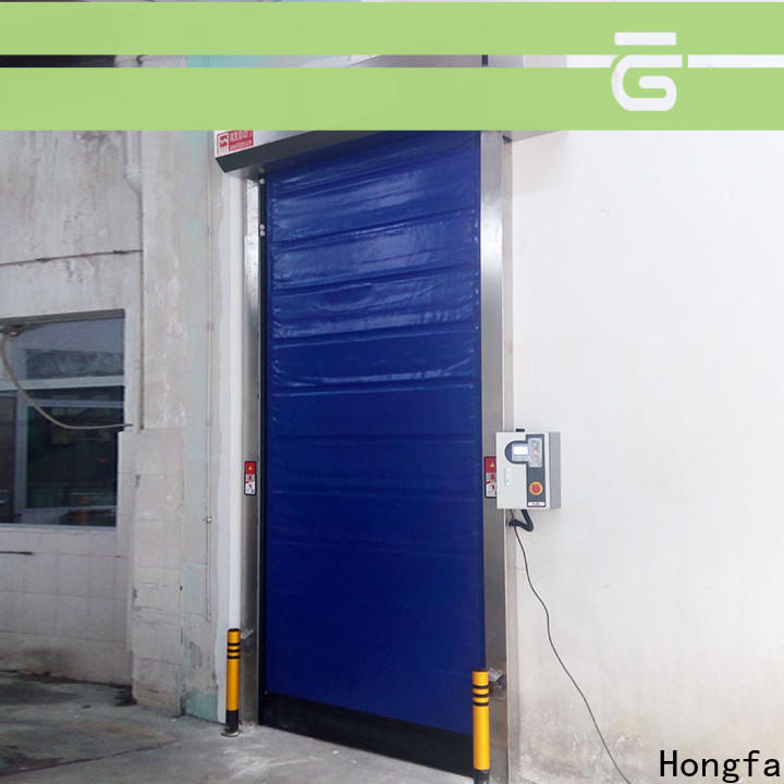 Hongfa efficient freezer door manufacturers suppliers for warehousing