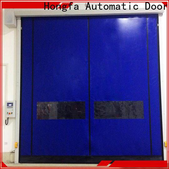 Hongfa new 4 foot roll up door type for food chemistry