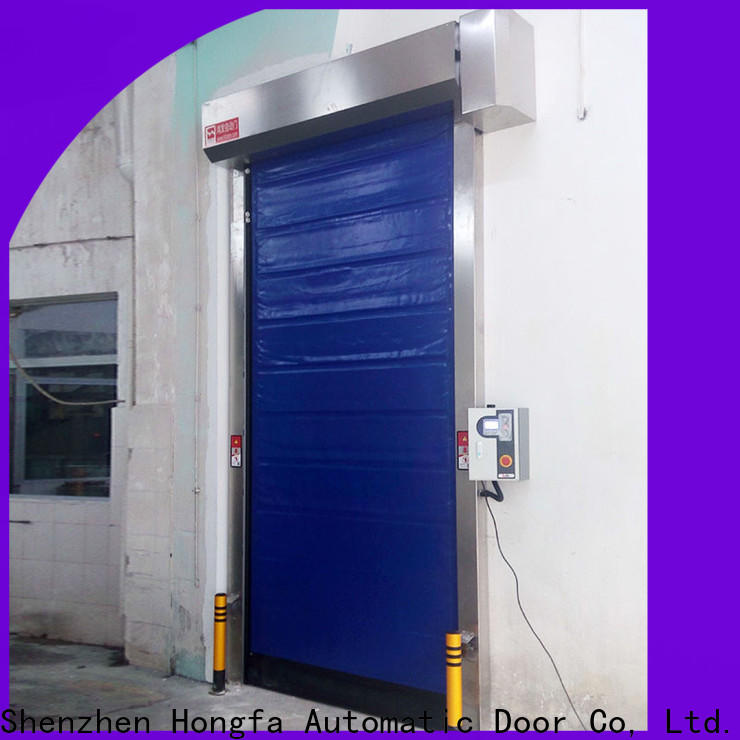 custom door supply for cold storage room