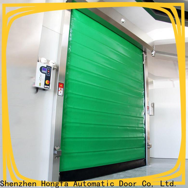 Hongfa new high speed roll up freezer doors company for warehousing