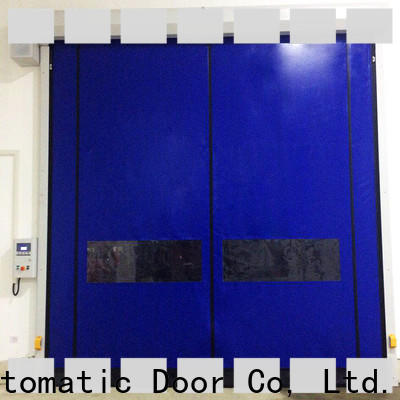 new electric roll up door speed supplier for cold storage room