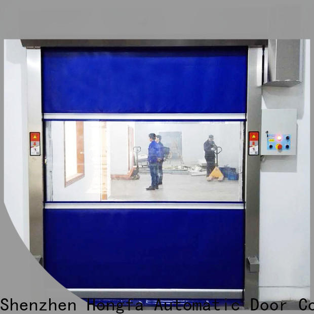automatic industrial door services roller in china for storage