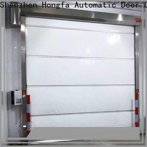 Hongfa fabric fire door in china for storage