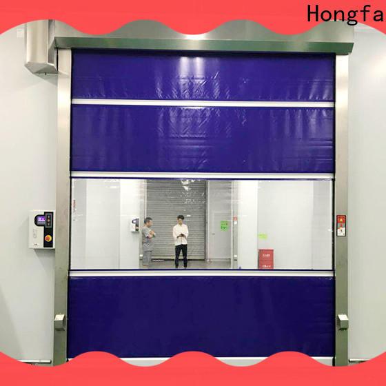 high speed door manufacturers industrial manufacturers for factory
