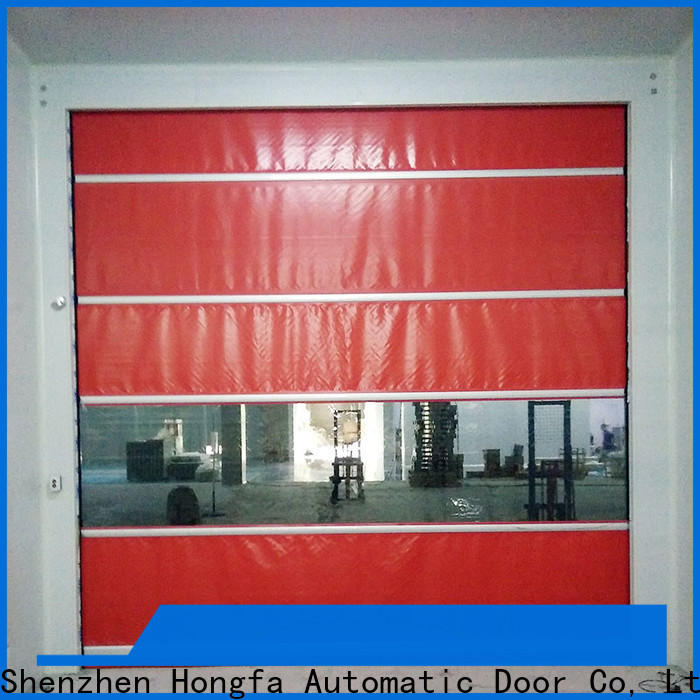 high-quality commercial door manufacturers curtain company for food chemistry textile electronics supemarket refrigeration logistics