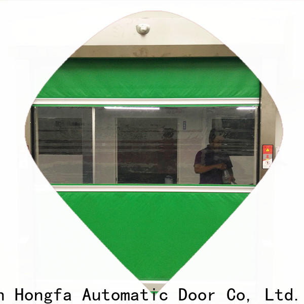 Hongfa latest high performance doors ltd supplier for factory