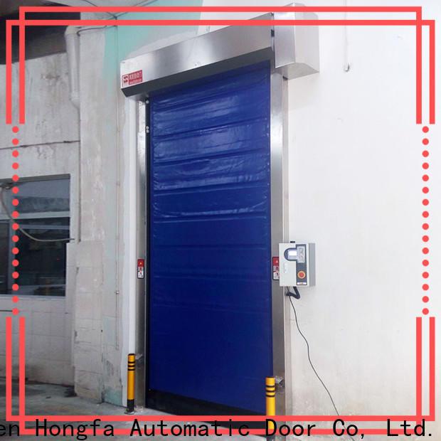 Hongfa high-quality fast shutter door company for warehousing