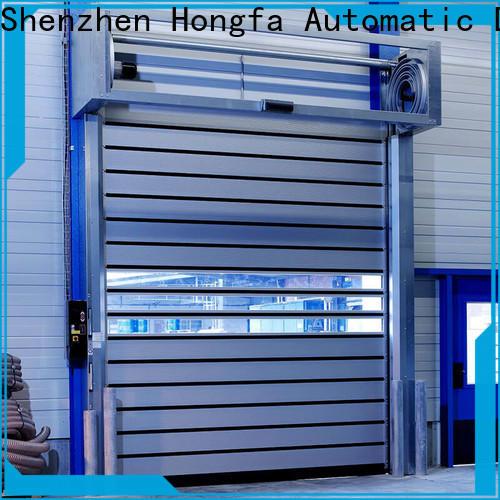 Hongfa professional aluminum door supply for cold room