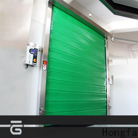 Hongfa high-speed cold storage doors owner for cold storage room