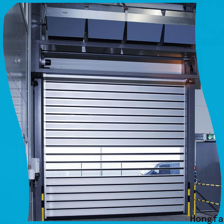 high-tech high speed spiral door fast from china for factory