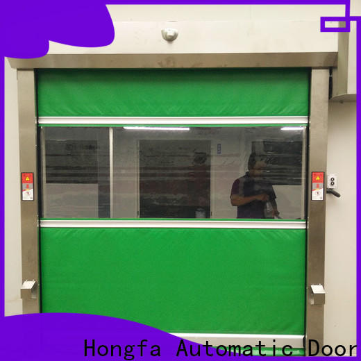 Hongfa high-tech automatic door suppliers for supermarket