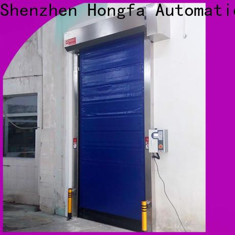 Hongfa fast rapid door marketing for warehousing