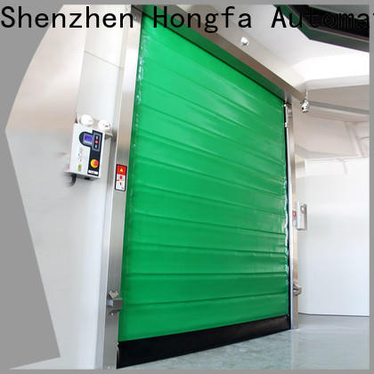 Hongfa pu insulated doors for cold rooms popular for food chemistry