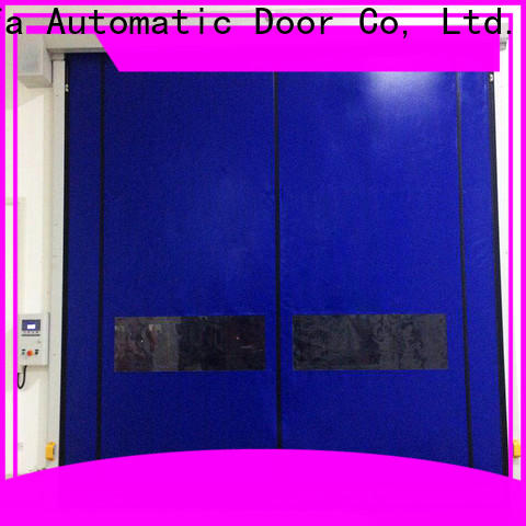 Hongfa new arrival 8ft roll up door factory for food chemistry