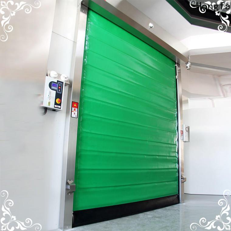 professional cold room sliding door pu supplier for supermarket